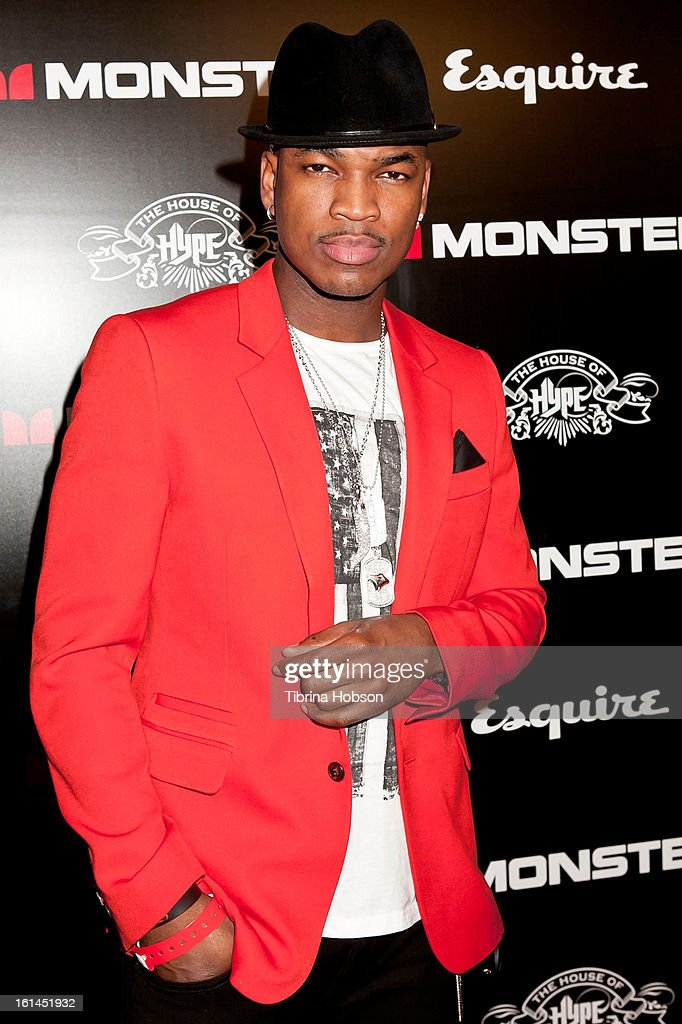 Ne-Yo attends the 'House of Hype' Monster Grammy party at SLS Hotel on February 10, 2013 in Los Angeles, California.