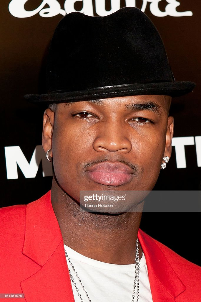 <a gi-track='captionPersonalityLinkClicked' href=/galleries/search?phrase=Ne-Yo&family=editorial&specificpeople=451543 ng-click='$event.stopPropagation()'>Ne-Yo</a> attends the 'House of Hype' Monster Grammy party at SLS Hotel on February 10, 2013 in Los Angeles, California.