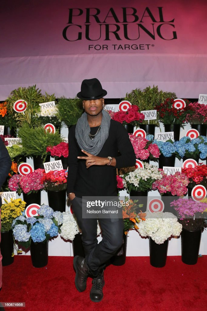 <a gi-track='captionPersonalityLinkClicked' href=/galleries/search?phrase=Ne-Yo&family=editorial&specificpeople=451543 ng-click='$event.stopPropagation()'>Ne-Yo</a> attends the Prabal Gurung for Target launch event on February 6, 2013 in New York City.