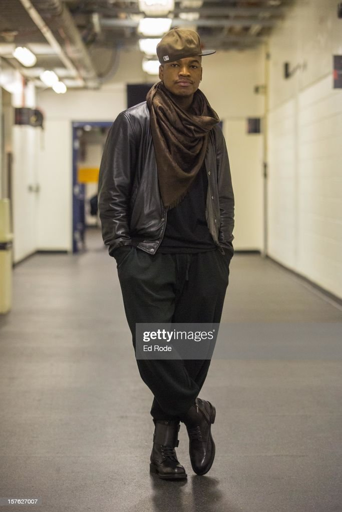 NeYo attends the rehearsals for the Grammy Nominations Concert Live at Bridgestone Arena on December 4 2012 in Nashville Tennessee