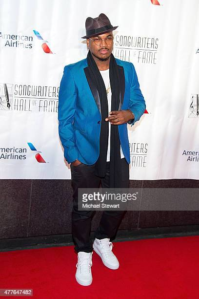 NeYo attends the Songwriters Hall of Fame 46th Annual Induction and Awards at Marriott Marquis Hotel on June 18 2015 in New York City