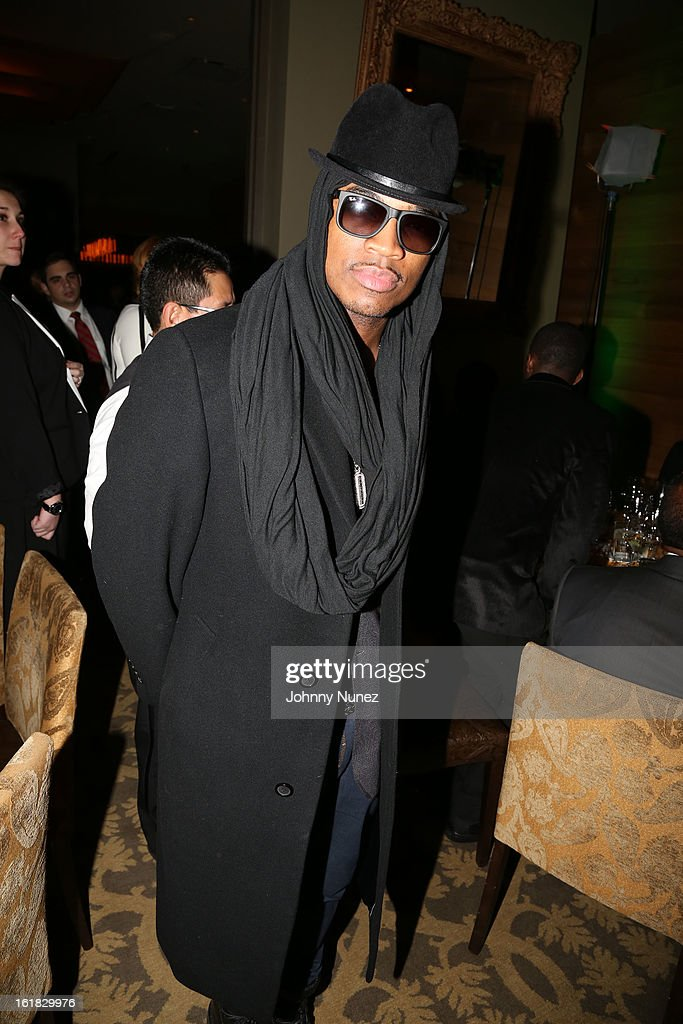 <a gi-track='captionPersonalityLinkClicked' href=/galleries/search?phrase=Ne-Yo&family=editorial&specificpeople=451543 ng-click='$event.stopPropagation()'>Ne-Yo</a> attends The Two Kings Dinner presented by Sprite at RDG + Bar Annie on February 16, 2013 in Houston, Texas.