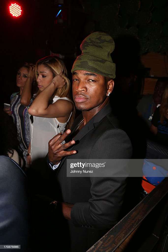 Ne-Yo attends Von Smith's Birthday Party at Greenhouse on June 11, 2013 in New York City.
