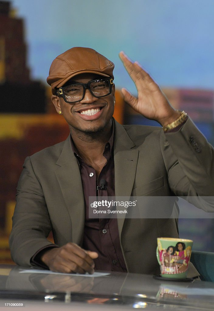 THE VIEW - (airs June 21, 2013) Ne-Yo guest co-hosts 'Guy Day Friday' with guest, Kevin Hart; and 'Reality Show Round-Up' features Sherri and Whoopis daughter, Alex. 'The View' airs Monday-Friday (11:00 am-12:00 pm, ET) on the ABC Television Network. NE-YO