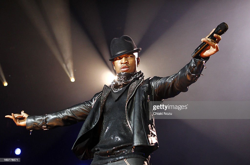 Ne-yo performs at 02 Arena on March 15, 2013 in London, England.