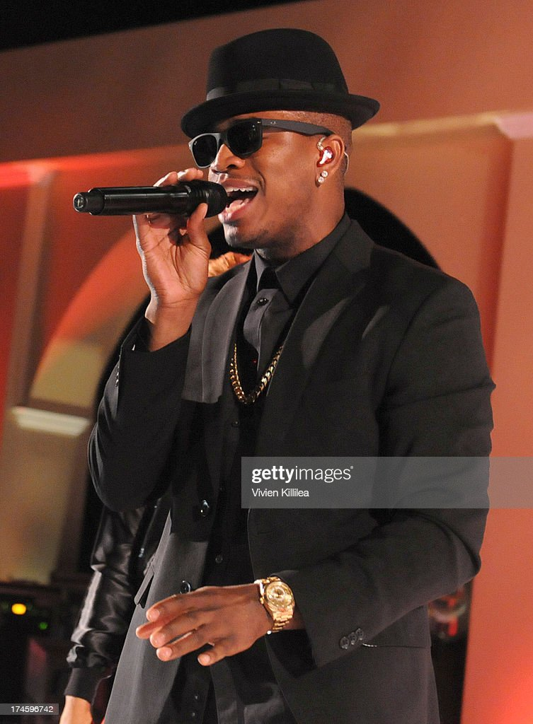 <a gi-track='captionPersonalityLinkClicked' href=/galleries/search?phrase=Ne-Yo&family=editorial&specificpeople=451543 ng-click='$event.stopPropagation()'>Ne-Yo</a> performs at 15th Annual DesignCare on July 27, 2013 in Malibu, California.
