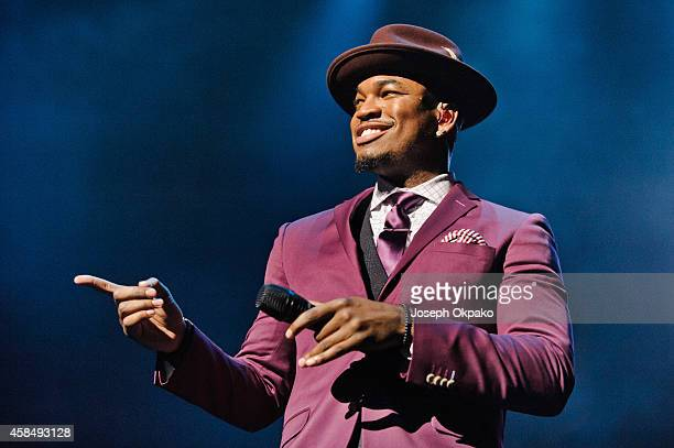 NeYo performs at Royal Albert Hall on November 5 2014 in London England