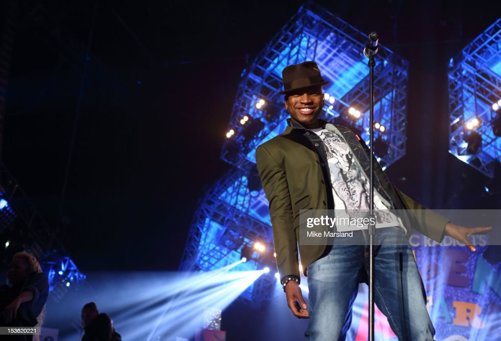 Ne-Yo performs at the Radio One Teen Awards at Wembley Arena on October 7, 2012 in London, England.