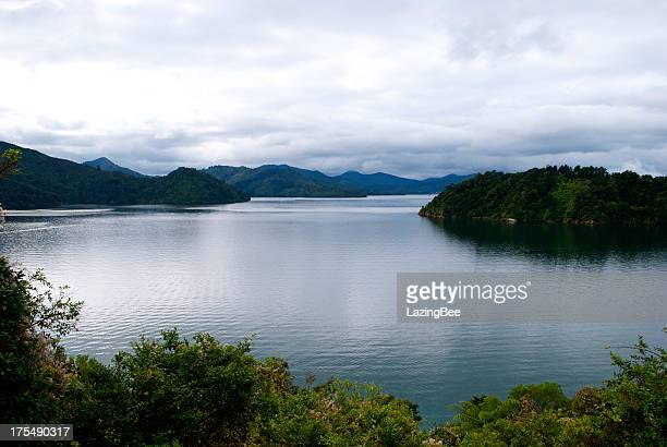 Ngakuta Bay, Marlborough Sounds, New Zealand
