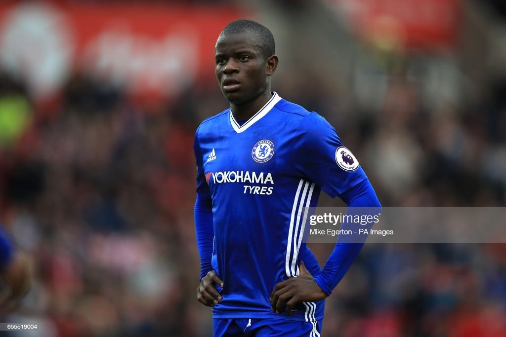 Stoke City v Chelsea - Premier League - bet365 Stadium : News Photo