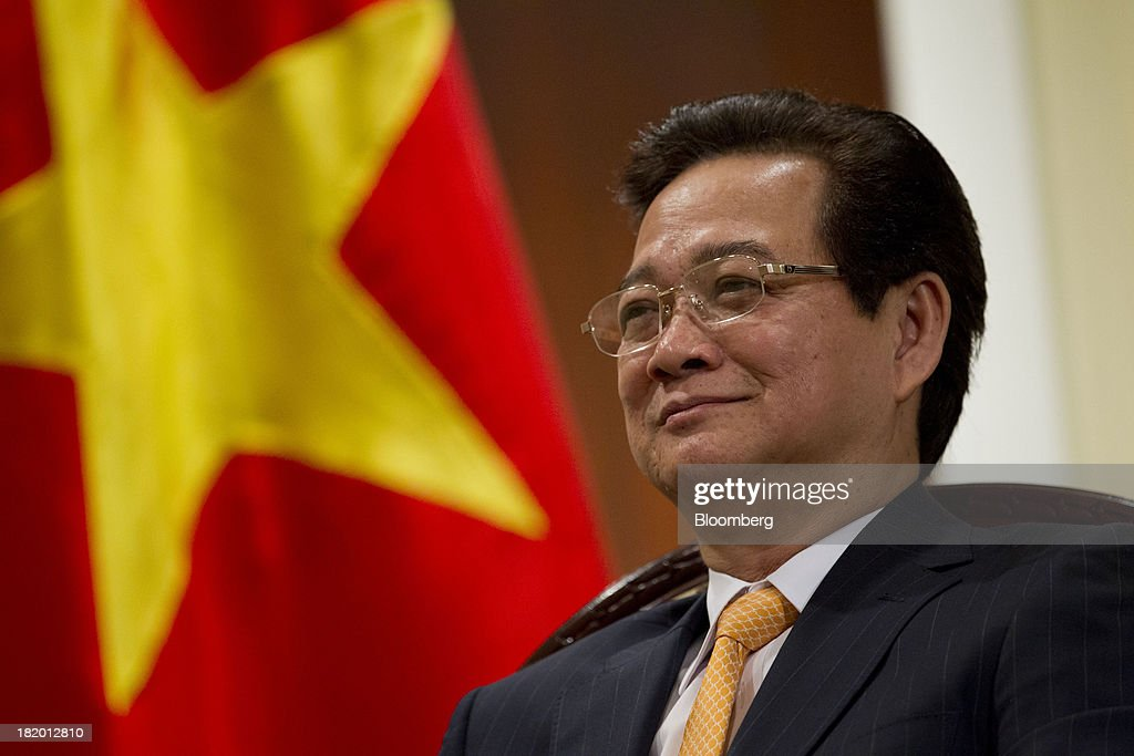Vietnamese Prime Minister Nguyen Tan Dung Interview