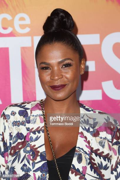 Nia Long attends the 2017 Sundance NEXT FEST at The Theater at The Ace Hotel on August 11 2017 in Los Angeles California