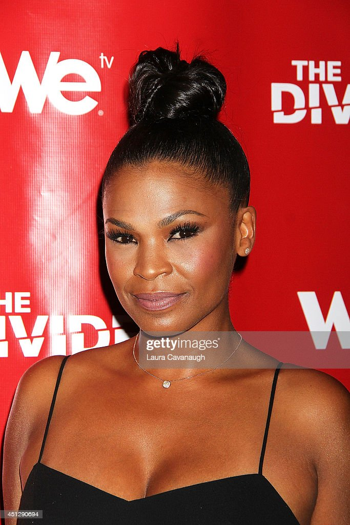 Nia Long attends 'The Divide' series premiere at Dolby 88 Theater on June 26, 2014 in New York City.