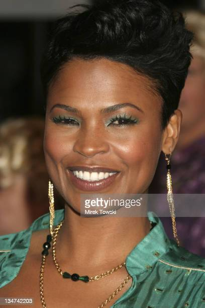 Nia Long during 'Big Momma's House 2' World Premiere at Mann's Grauman Chinese Theater in Hollywood California United States