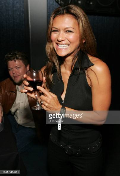 Nia Peeples during 'Dallas 362' Los Angeles Premiere After Party at Concorde in Hollywood California United States