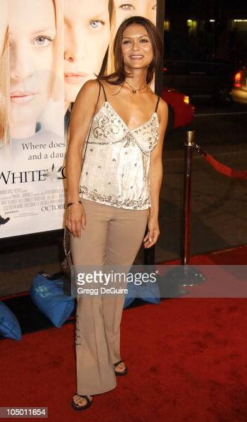 Nia Peeples during 'White Oleander' Premiere Los Angeles at Grauman's Chinese Theatre in Hollywood California United States