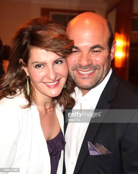 Nia Vardalos and Ian Gomez attend Consul General of Canada hosts 2011 Academy Awards Canadian nominees luncheon at the Beverly Wilshire Four Seasons...