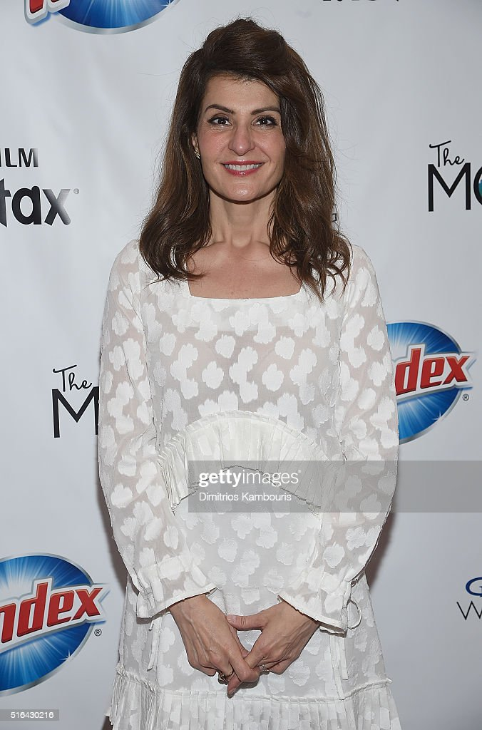 Nia Vardalos attends the Mamarazzi Screening Of 'My Big Fat Greek Wedding 2' on March 18 2016 in New York City