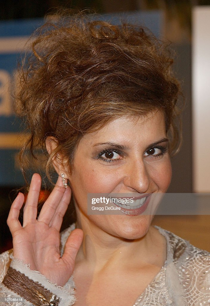 Nia Vardalos during The 17th Annual American Cinematheque Award Honoring Denzel Washington at Beverly Hilton Hotel in Beverly Hills, California, United States.