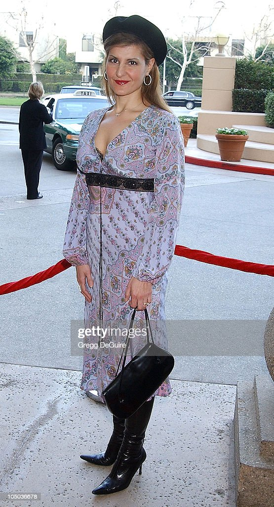Nia Vardalos during The 9th Annual BAFTA/LA Tea Party at Park Hyatt Hotel in Los Angeles, California, United States.