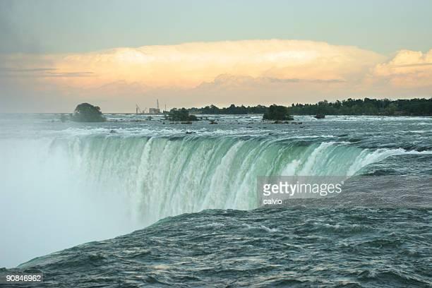 Niagara at Sunset