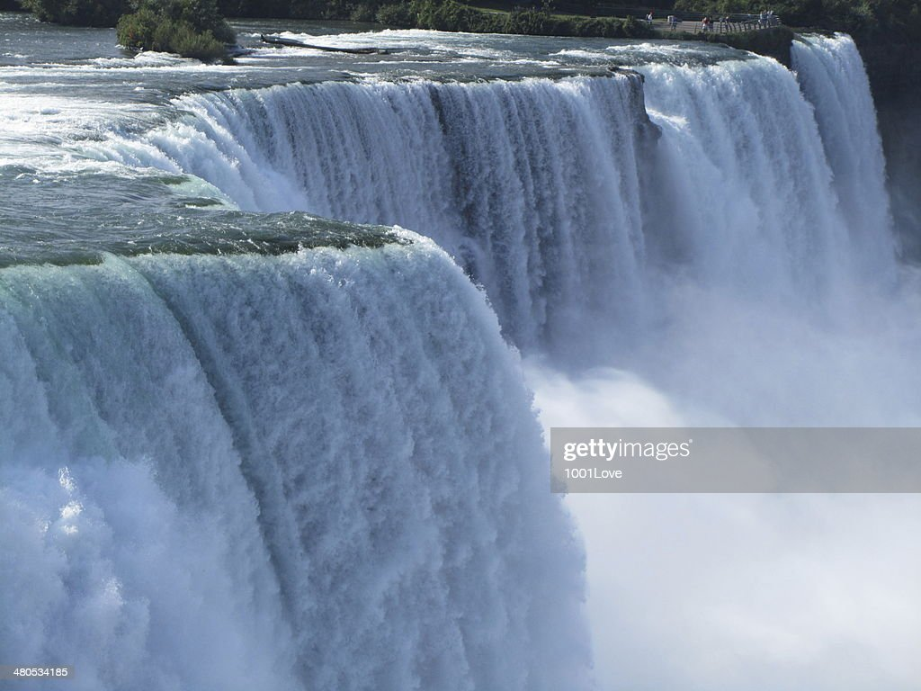 ナイアガラの滝 : ストックフォト