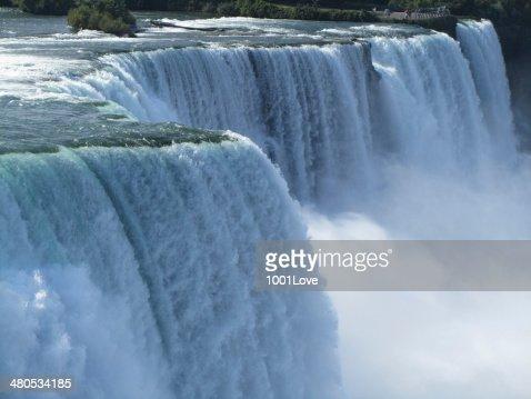 Niagara falls : Stock Photo