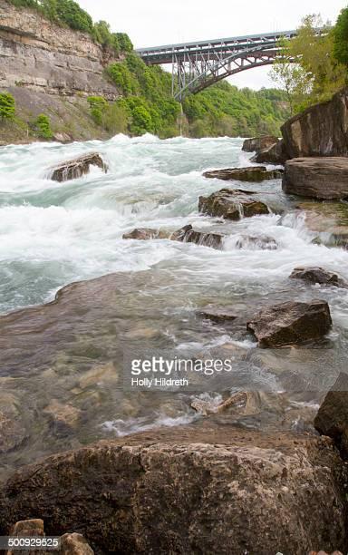 Niagara Falls River Rapids