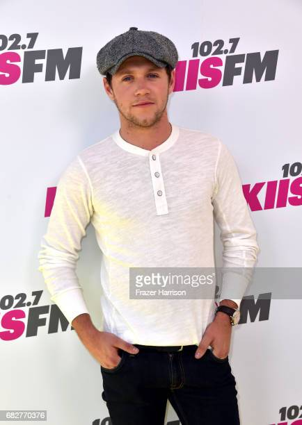 Niall Horan attends 1027 KIIS FM's 2017 Wango Tango at StubHub Center on May 13 2017 in Carson California
