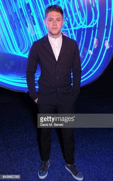Niall Horan attends The Warner Music Ciroc Brit Awards After Party on February 22 2017 in London England