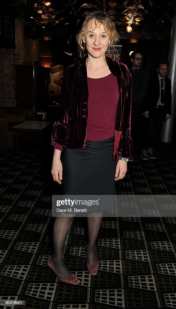 Niamh Cusack attends an after party celebrating the press night performance of 'The Curious Incident of the Dog in the Night-Time' at Century on March 12, 2013 in London, England.