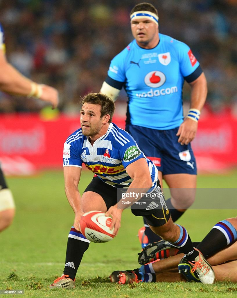 Nic Groom of Western Province during the Absa Currie Cup match between Vodacom Blue Bulls and DHL Western Province at Loftus Versfeld on August 22...