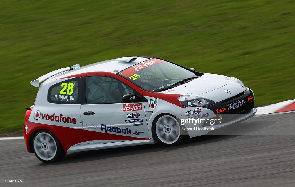British Touring Car Championship Brands Hatch Getty Images