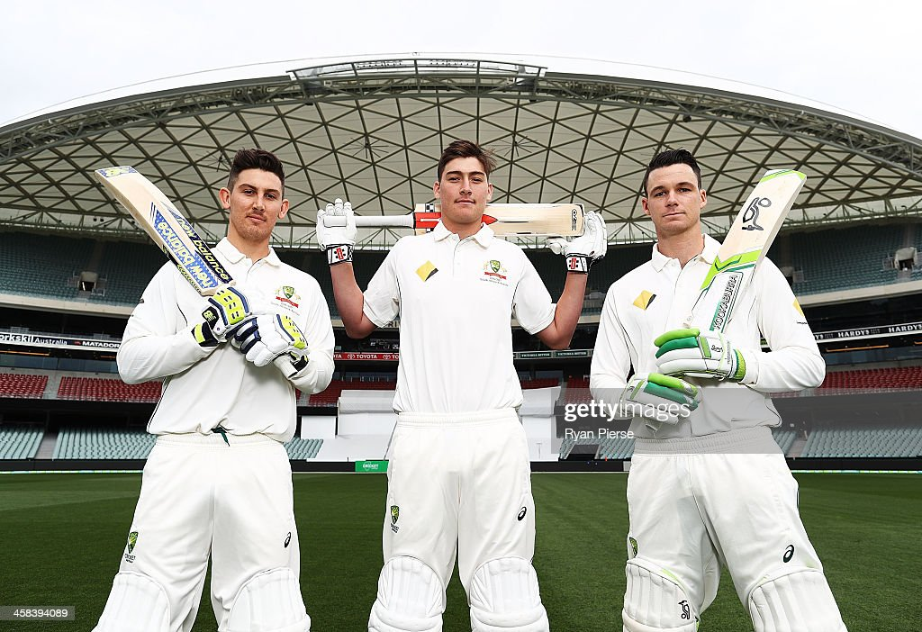 Australian Test Players Portrait Session : News Photo