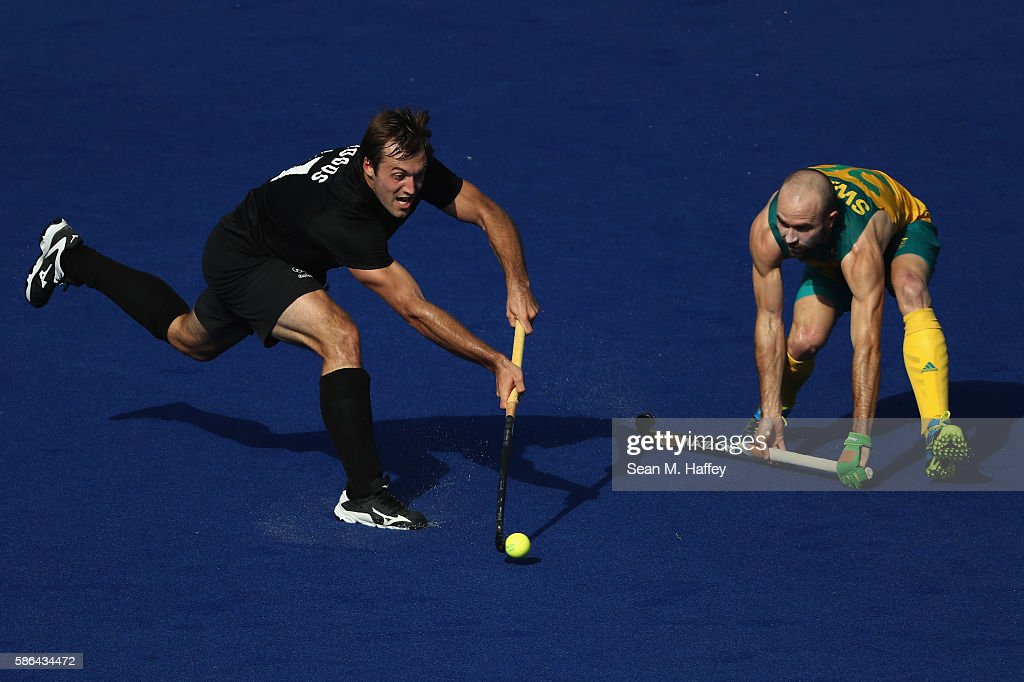 Hockey - Olympics: Day 1