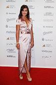 Nica attends Madeleine at Goldene Henne 2014 on October 10 2014 in Leipzig Germany