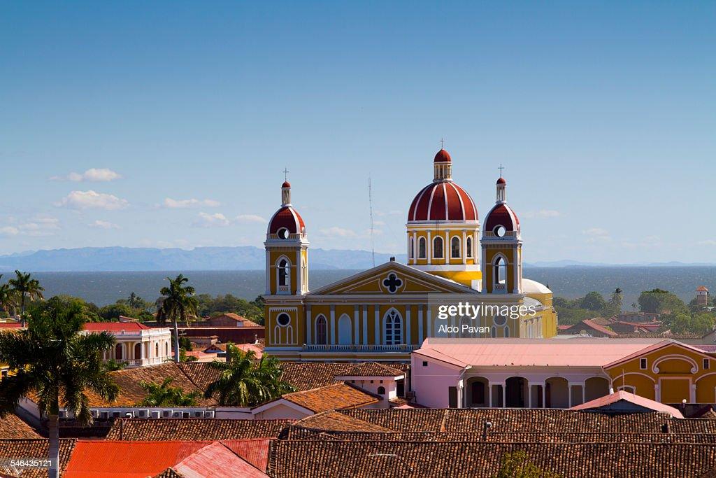 Nicaragua, Granada, Cathedral