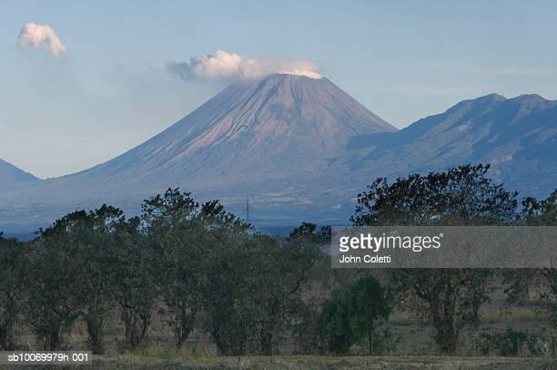 Nicaragua, San Cristobal volcano
