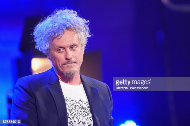 Niccolo Fabi performs live during Milan Music Week opening at Teatro Del Verme on November 20 2017 in Milan Italy