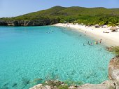 Nice beach at Grote Knip (Playa Abou)