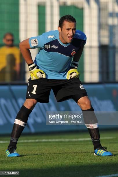 Nice goalkeeper David Ospina