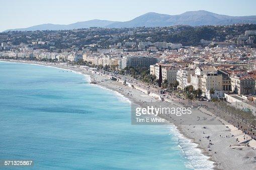 Nice Promenade, France