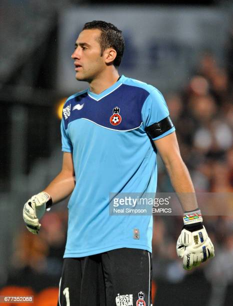 Nice's David Ospina