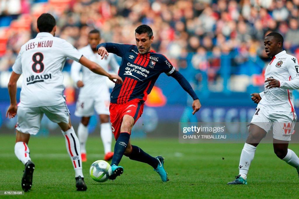 SM Caen v OGC Nice - Ligue 1