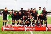FRA: Argentina v Mexico - Montaigu Tournament