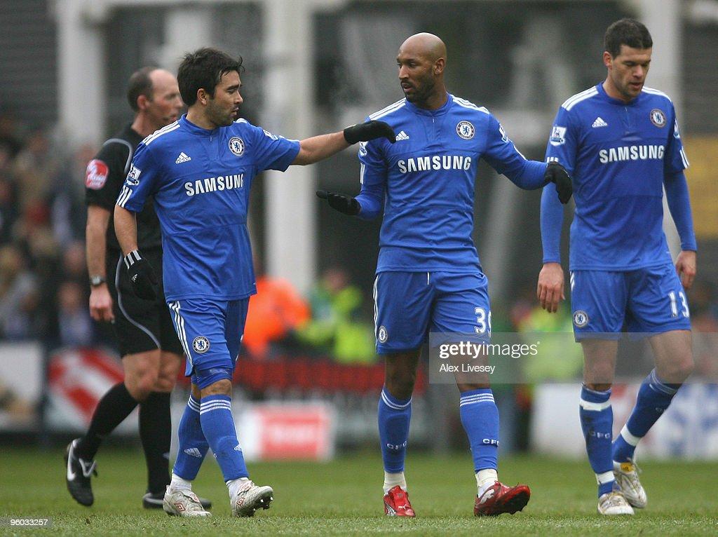 Preston North End v Chelsea - FA Cup 4th Round