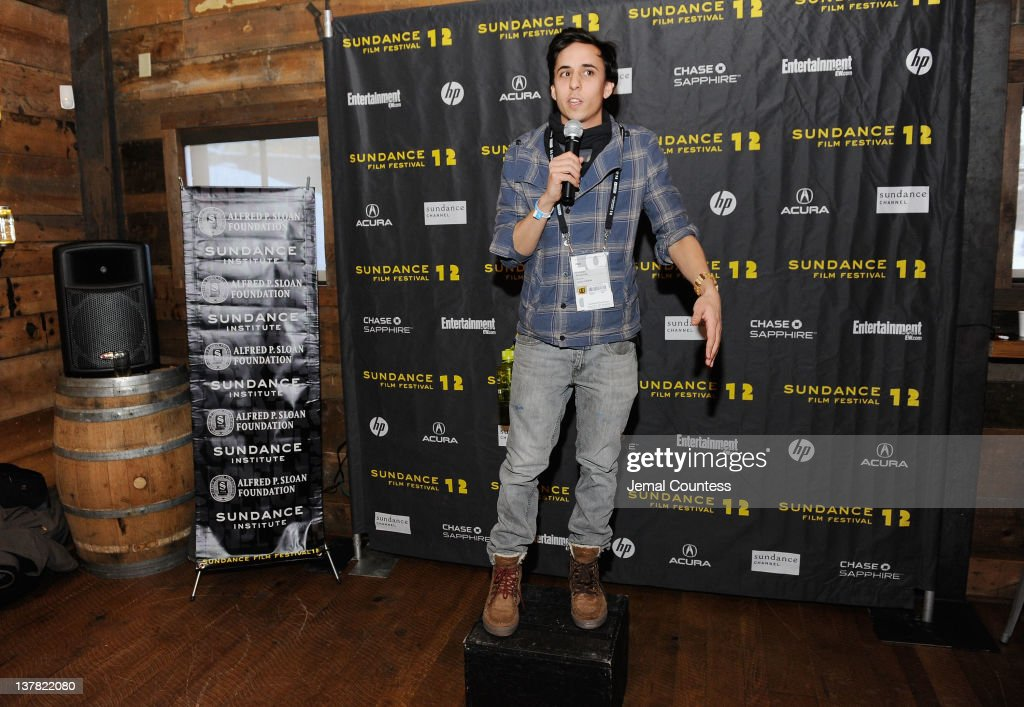 Nicholas Bruckman attends the Alfred P. Sloan Foundation Reception & Prize Announcement during the 2012 Sundance Film Festival on January 27, 2012 in Park City, Utah.
