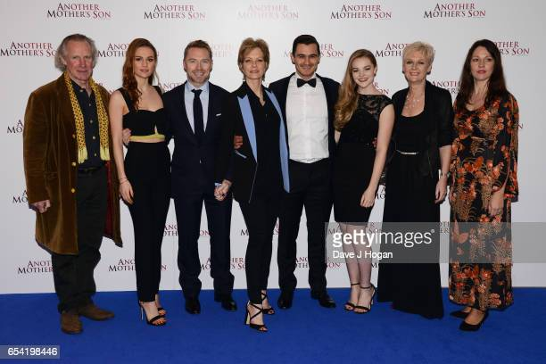 Nicholas Farrell Sophie Skelton Ronan Keating Jenny Seagrove Julian Kostov and Izzy MeikleSmall attend the World Premiere of 'Another Mother's Son'...