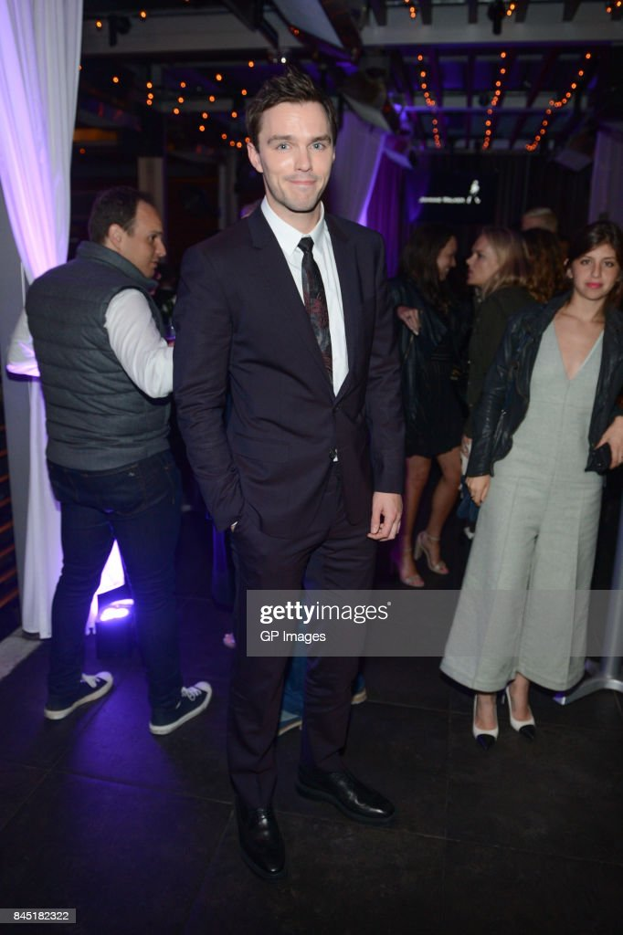 Nicholas Hoult attends Alfonso Gomez-Rejon's 'The Current War' TIFF Premiere Party Hosted by Cactus Club Cafe And Johnnie Walker Black Label at First Canadian Place on September 9, 2017 in Toronto, Canada.
