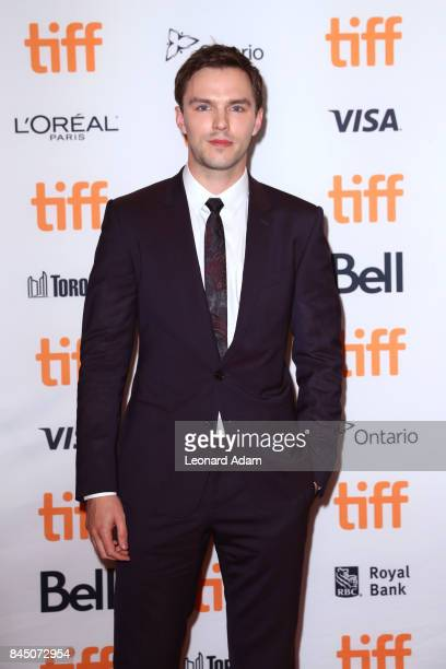 Nicholas Hoult attends 'The Current War' premiere during the 2017 Toronto International Film Festival at Princess of Wales Theatre on September 9...